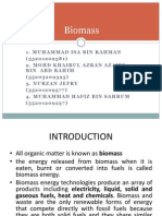 Biomass Energy Isa
