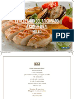 Recetario Pollo PDF Gratis