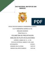 Analisis Quimico Practica 4