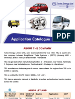 Turbo Application Catalogue