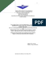 TESIS DE MAESTRÍA DESARROLLO COMUNITARIO PROF. CÉSAR