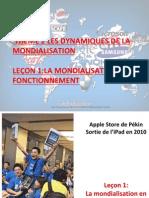 La Mondialisation en Fonctionnement