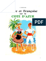 Pierre et Françoise 17 Pierre et Françoise sur la Cote d'Azur C-Fontugne