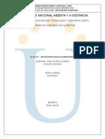 Modulo Biotecnologia Alimentaria A