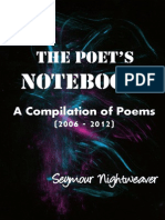 The Poet's Notebook (2013)
