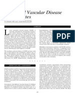 Peripheral Vascular Disease and Diabetes