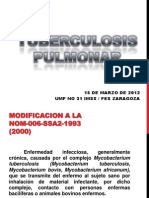 TUBERCULOSIS UMF 31 (FILEminimizer).ppt
