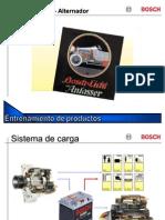 Alternadores Bosch