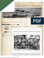 Uniformes de pilotos de C-47 en Normandía (Día-D)