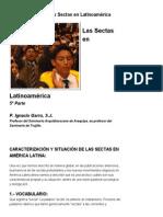 Formación Pastoral para Laicos_ Características de las Sectas en Latinoamérica 5