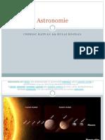 Astronom i e
