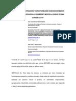 Caracterizacion Socioeconomi MIPYMES Pasto