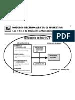 ITESM - Modelos Decision Ales 05a - El Modelo de Las 4 c's y La Triada en El Marketing
