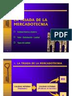 ITESM - Modelos Decisionales 05b - La Triada en El Marketing