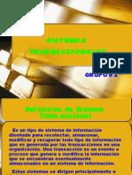 Sistemas Transaccionales
