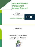Ch06 Cust Value Metrics