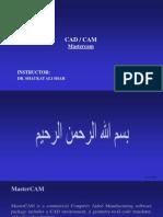 CAD CAM Mastercam