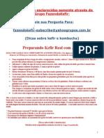 Manual Kefir Agua