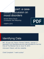Psych- Mood Disorders