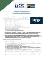 Declaration Rio12