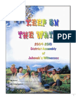 15876382 Kids Keep on the Watch Notebook 20092010