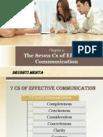 Seven C's of Communication