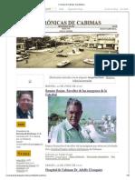 Cronicas de Cabimas_ Arquitectura
