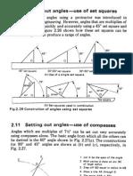Fabrication Mathematics Angles Shape Construction 2003