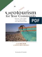 Geotourism Brochure