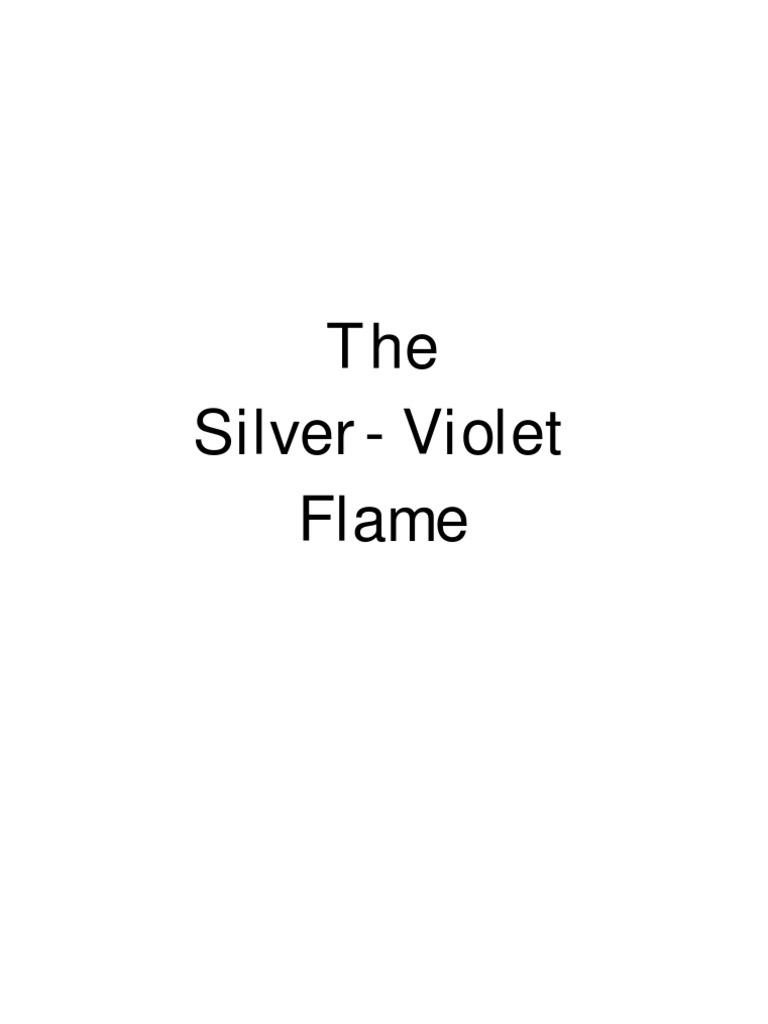 Silver violet flame mantra meditation buycottarizona Images