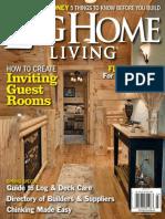 Log Home Living 201303