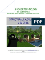Structural Calculation Memories