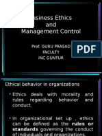 Busines Ethics