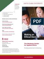 Decision Making (Ethics)
