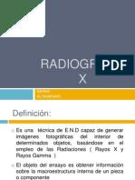 Ultrasonido y Radiografia