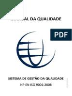 Manual de Qualidade_Exemplo