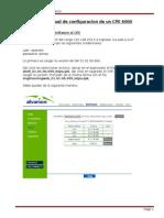 Configuracion CPE 6000 - ETHCS