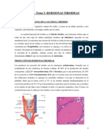 Secc. VI-Tema 3 - Hormonas Tiroideas