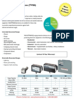 Prod Guide-Surge Protection