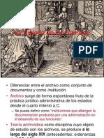 Tema2º La Historia de los Archivos