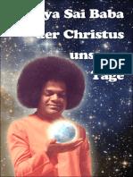Sathya Sai Baba — der Christus unserer Tage (German edition)
