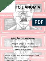 Direito e Anomia