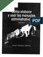 Mauales Administrativos