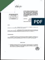 Res Ex 9013 08 11 12 Modifica Res Ex 3583 Nuevo Cuadro Normativo