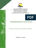 LIEaD401Probabilidade e Estatistica COMPLETO