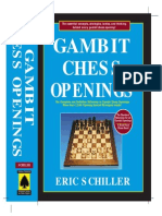 Gambit Chess Openings Sample