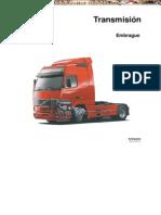 Volvo Curso Embrague Camiones Transporte