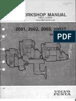volvo aq125 145 a b service manual piston cylinder engine rh scribd com Volvo Penta Control Box Volvo Penta Parts