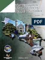 División Territorial Administrativa de la República de Costa Rica. (2013 - 2016)
