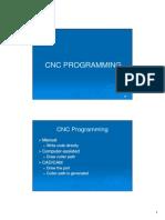 Cnc Programming